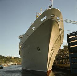 VISTAFJORD v. Amerikalinj.kai - og med Sjømannskollen