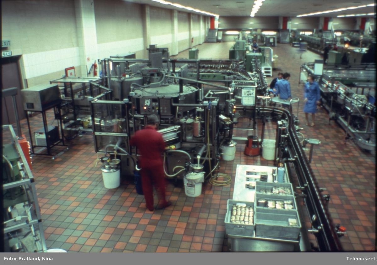Norsk Data kunde Chivas Regal whisky