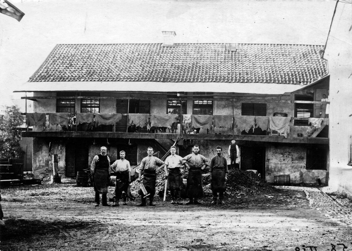 Svanströms garveri, 1880-tal