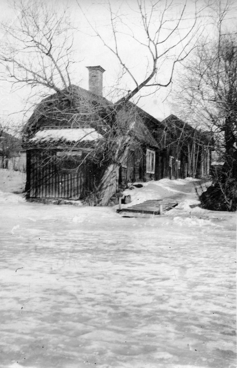 Anders Ersons gård. Nr 246 Glasgatan. Håkanssons ågård? Givare Kjellström.