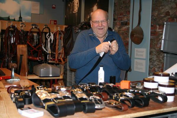 Salmaker Roy Hylen. Foto/Photo