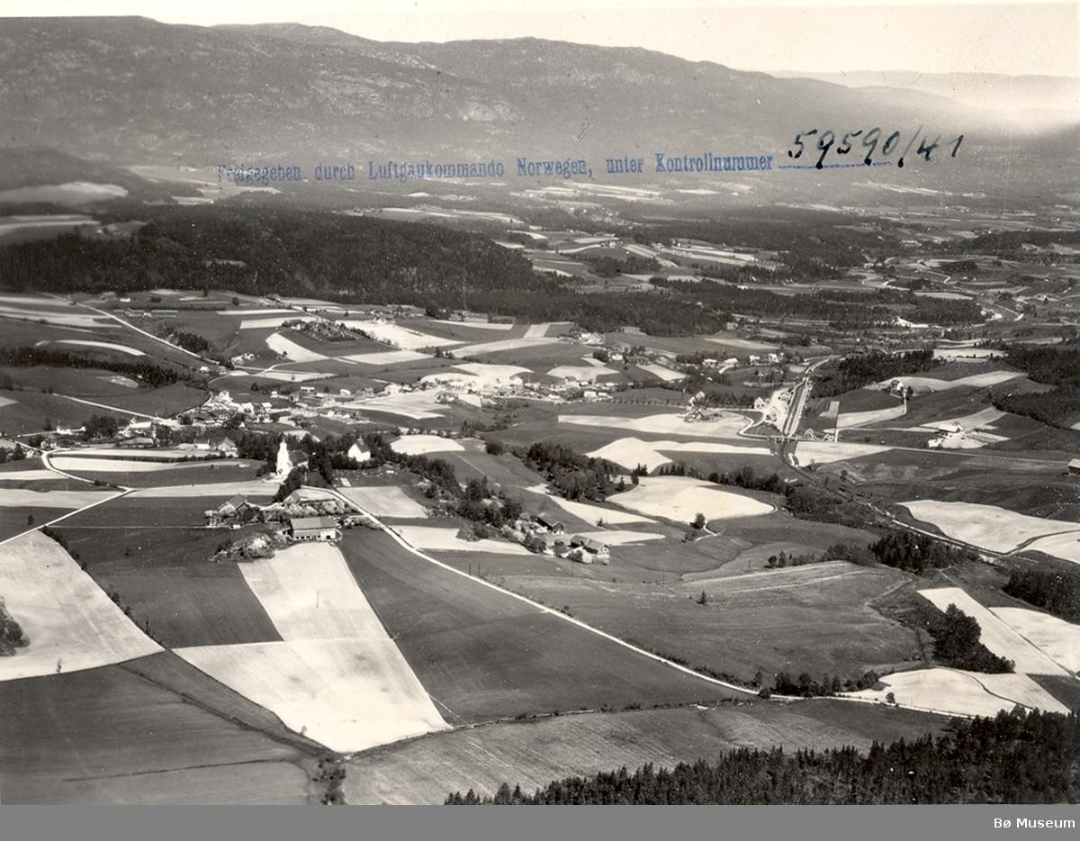 Flyfoto Bøhaugen