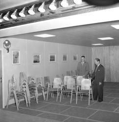 Nya 1067-huset. 30 oktober 1955.
