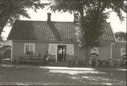 Hamnkaféet i Kalmar.
