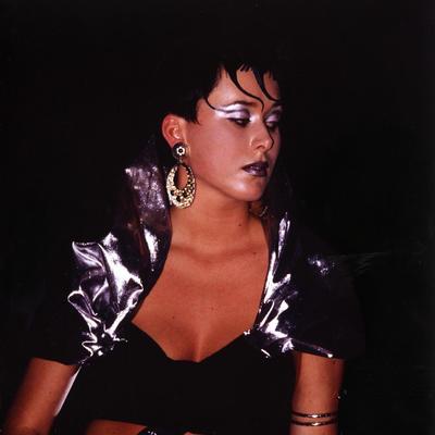 Ung kvinne på 80-tallet