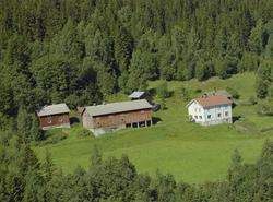 Fåberg, Gutsveen, kulturlandskap, gårdsbruk,