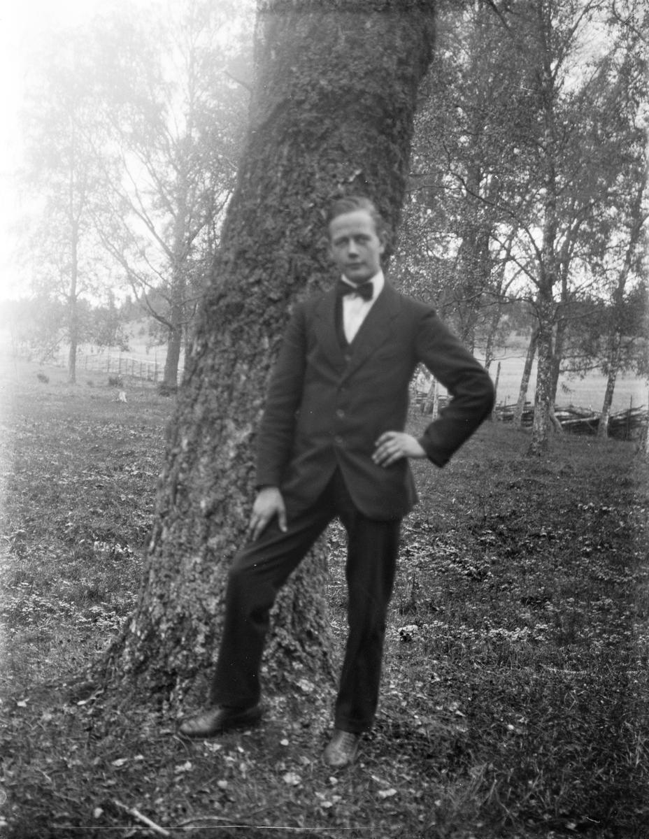 Ivan Johansson, Altuna socken, Uppland 1922