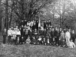Skolpojkar 1895.