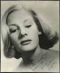 Britta Lech-Hanssen.