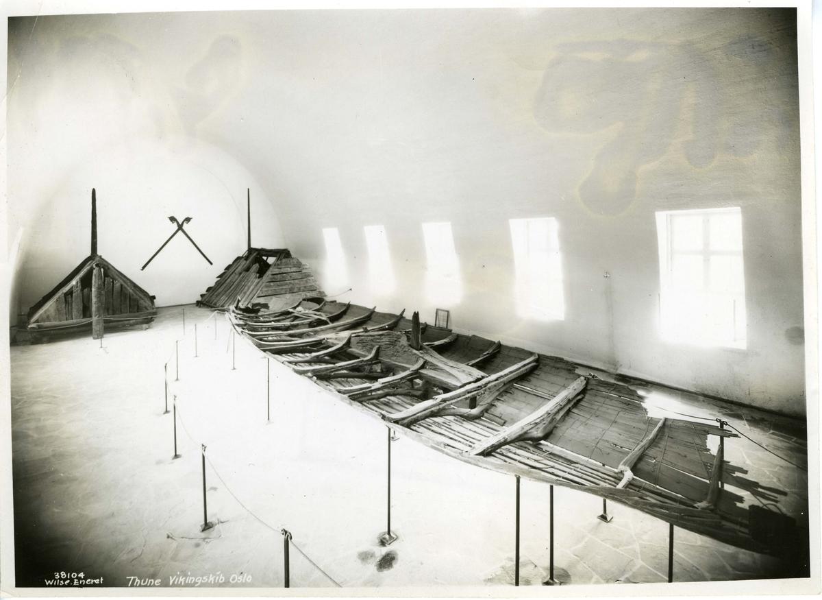 Tune Vikingskip, Oslo Tuneskipet Vikingskipmusset, Bygdøy, Oslo