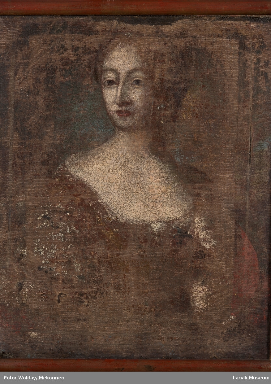 Juliane Marie, dronning Norge/Danmark