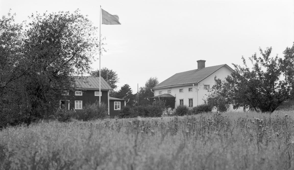 Olivia Petterssons hem i Berg. (Josef Erikssons fru).