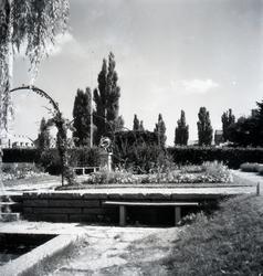 Parken vid Läroverket.
