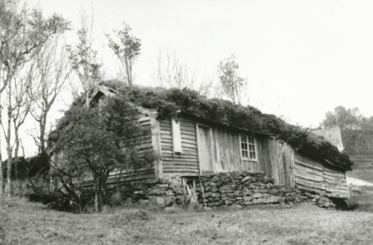 """Svartehaugstova"" på Bergsøya i Herøy."