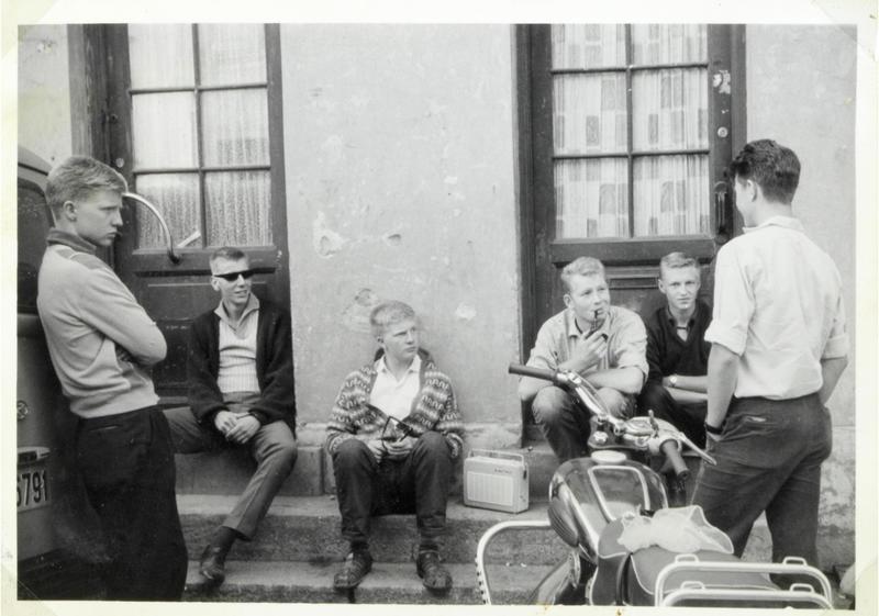 Ung på Enerhaugen (Foto/Photo)