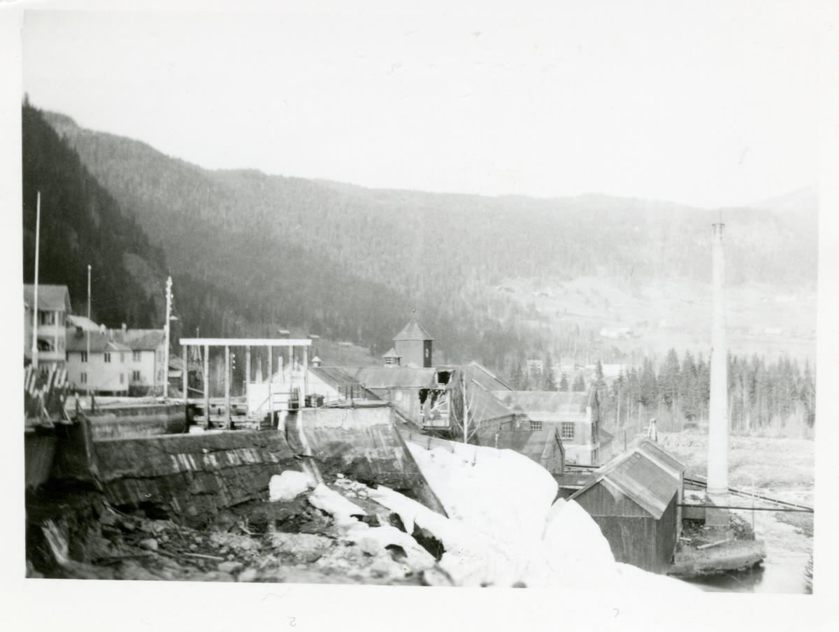 Storebrufoss tresliperi, Bagn, Sør-Aurdal.