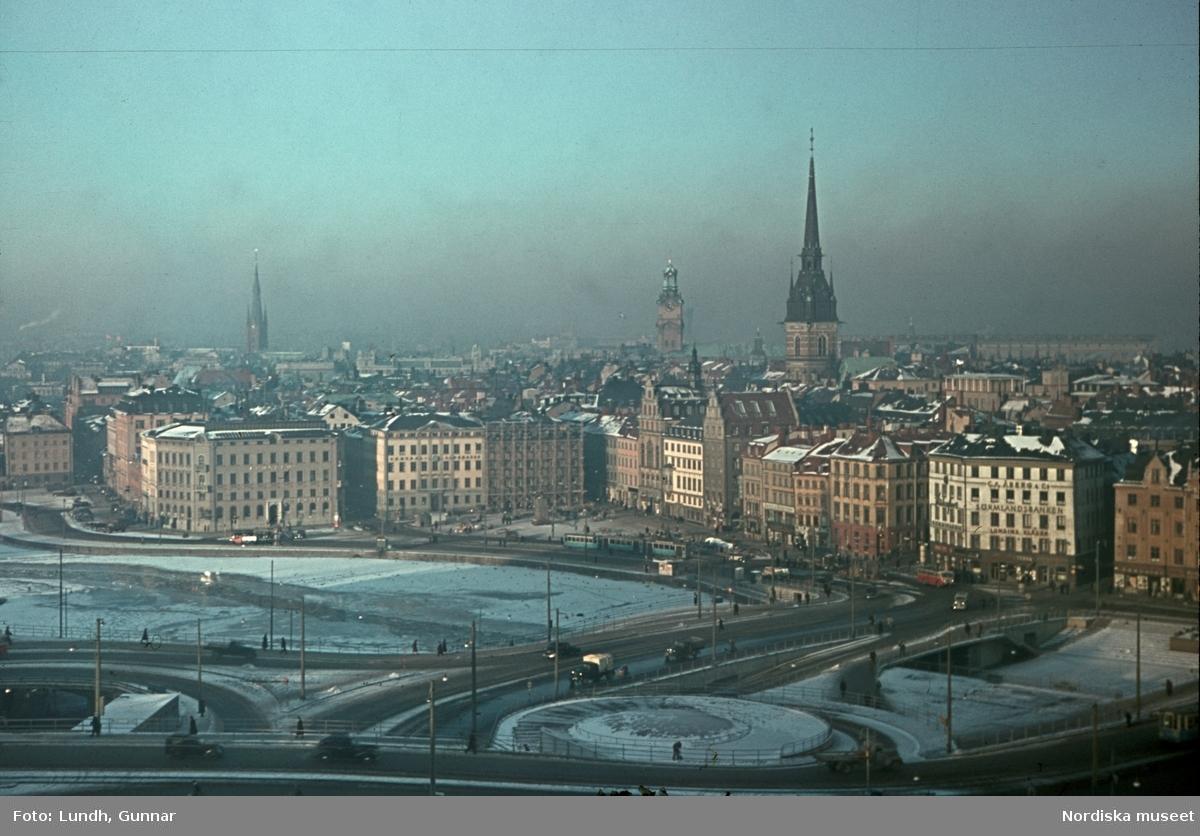 Stockholm, Slussen.