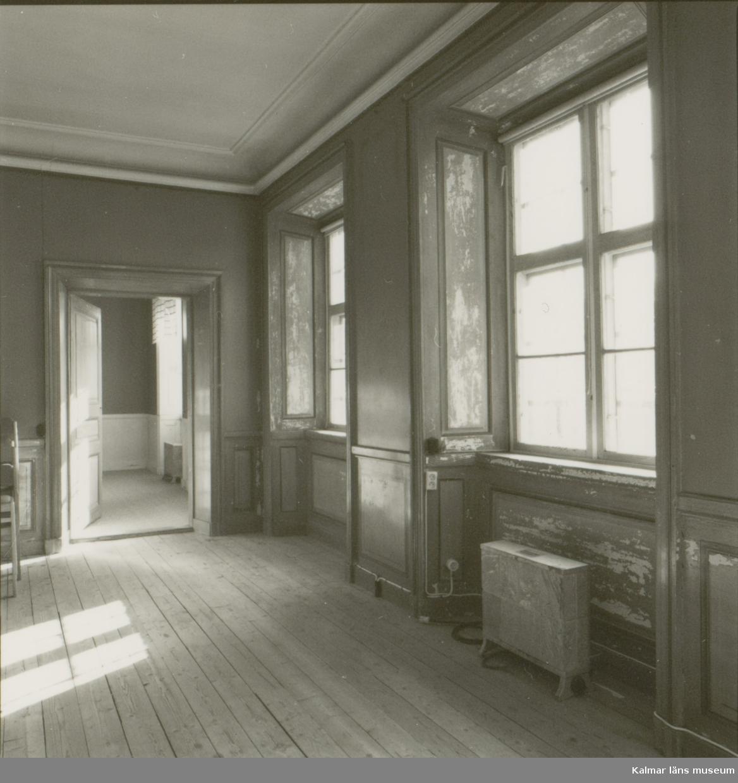 Biblioteket på Odensviholm.