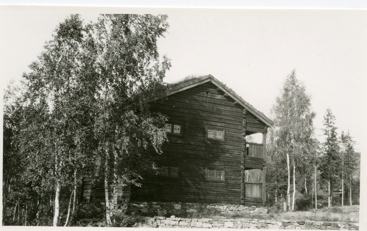 Haftonbygningen, Valdres Folkemuseum.