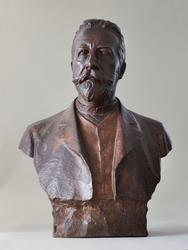Christian Michelsen (1857-1925) [Byste]