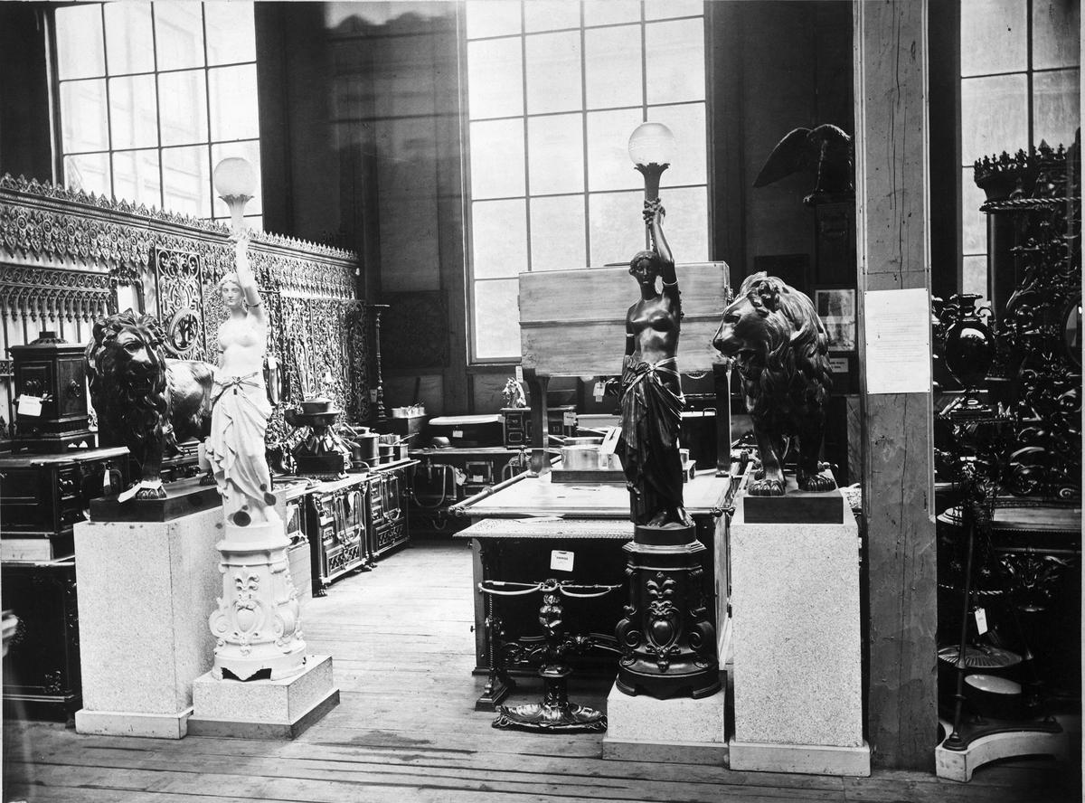 Utställningen Stockholm 1866.