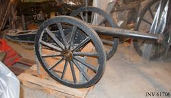 65 mm eldrör