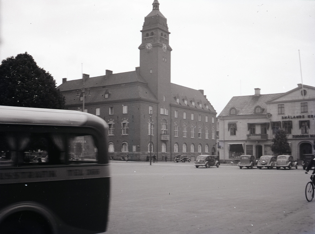 Åseda 1938.