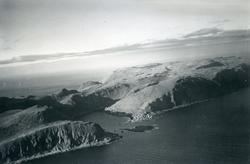 Flyfoto. Nordvågen. 22.08.1953.