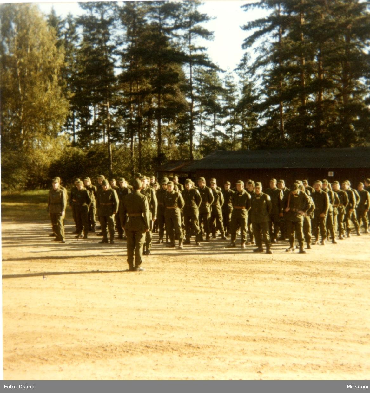 Hemvärnsutbildning i skjutning.