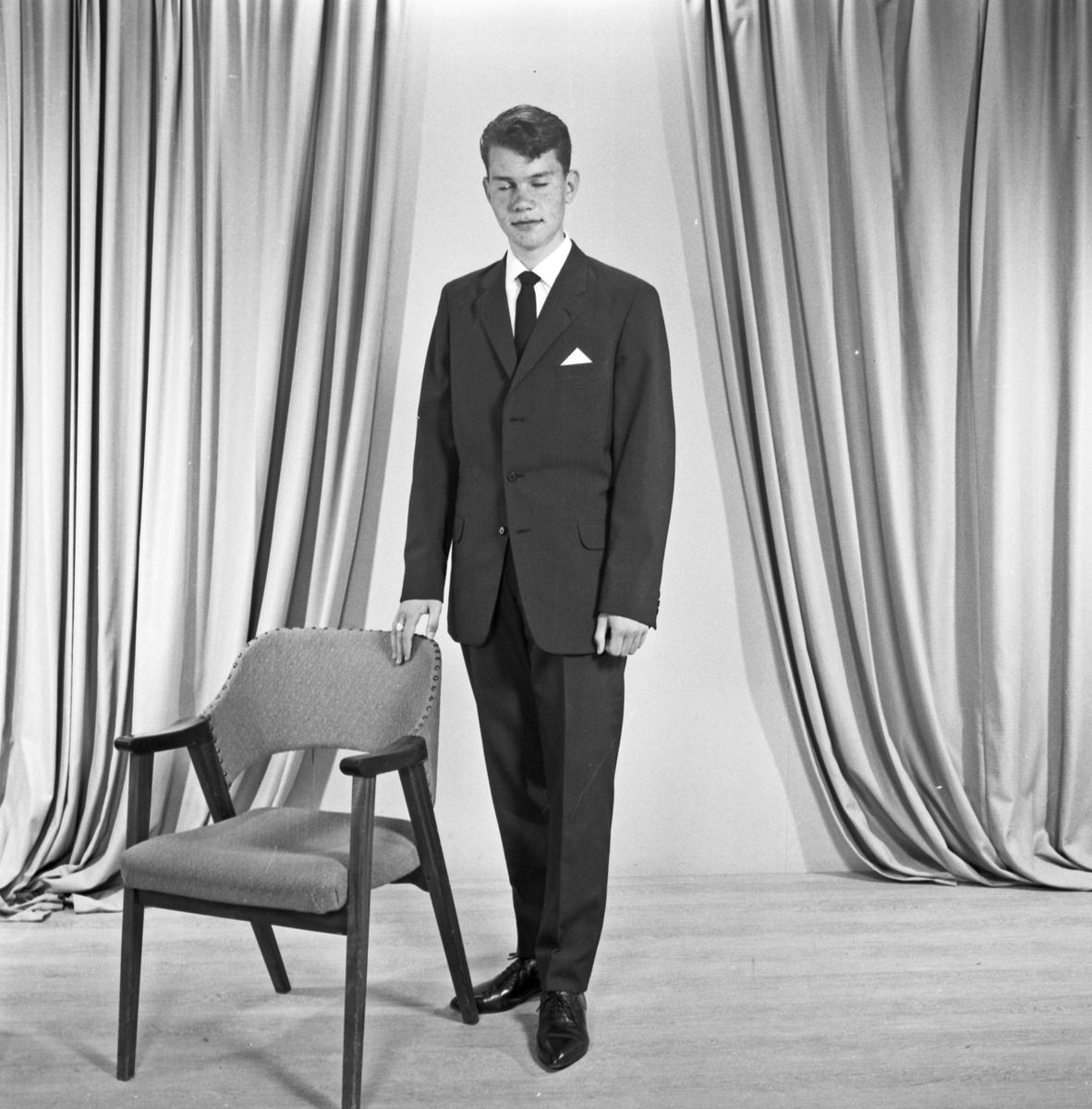 Portrett ung mann - bestiller Svein Eltvik