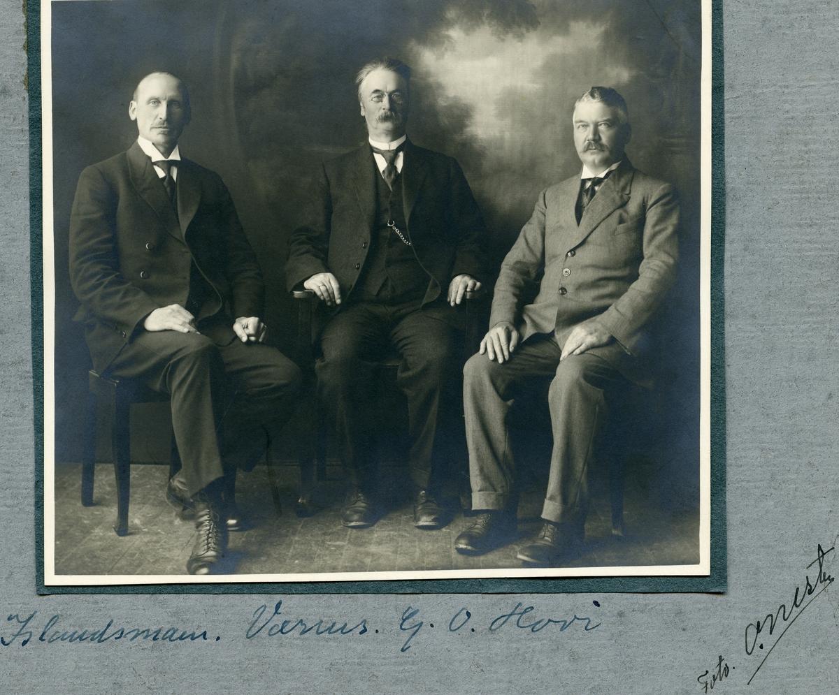 Komiteen for 900-årsskriftet for Valdres.