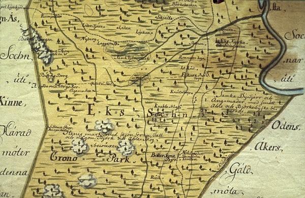 forshem karta DigitaltMuseum forshem karta