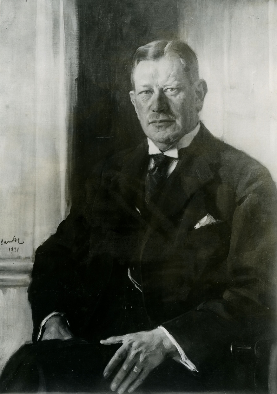 Oljemålning av Kamke 1921. Original å Ankarsrums bruk. Okänd0713