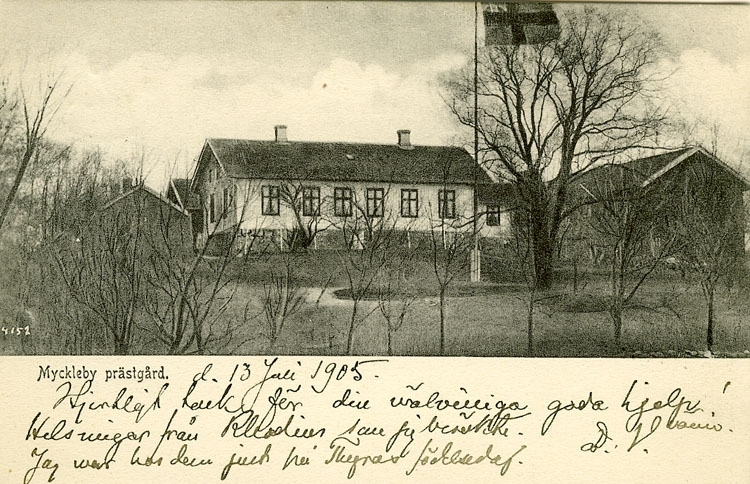 Bogane, Myckleby (O) - Bo Lindkvist Hemsida