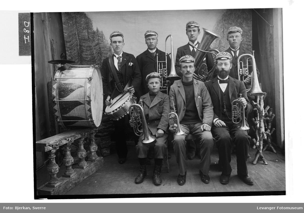 Musikere blåseinstrumenter