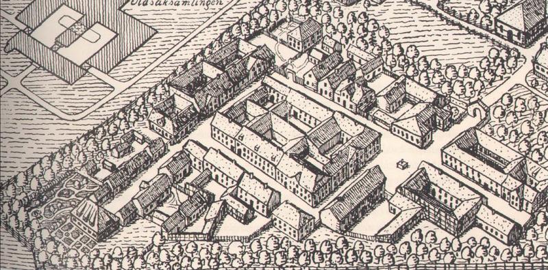 Plan for Gamlebyen 1915 (Foto/Photo)