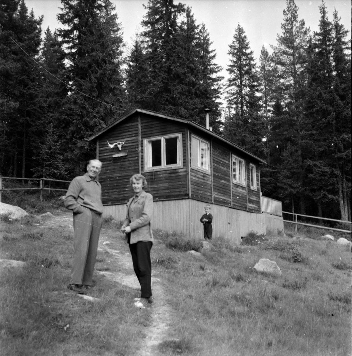 Harsen, Järvsö, 8 Augusti 1960