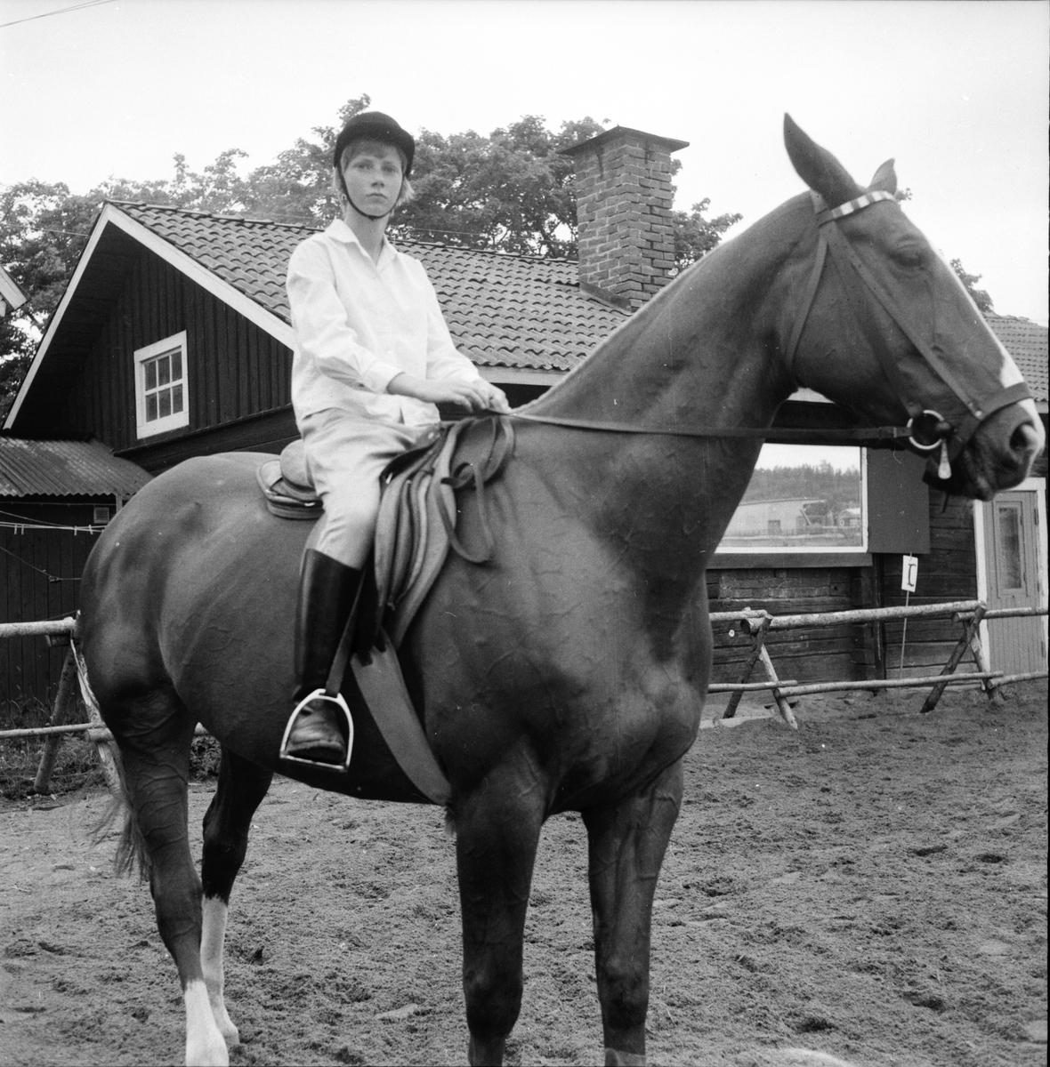 Dönje Ridskola, 1961