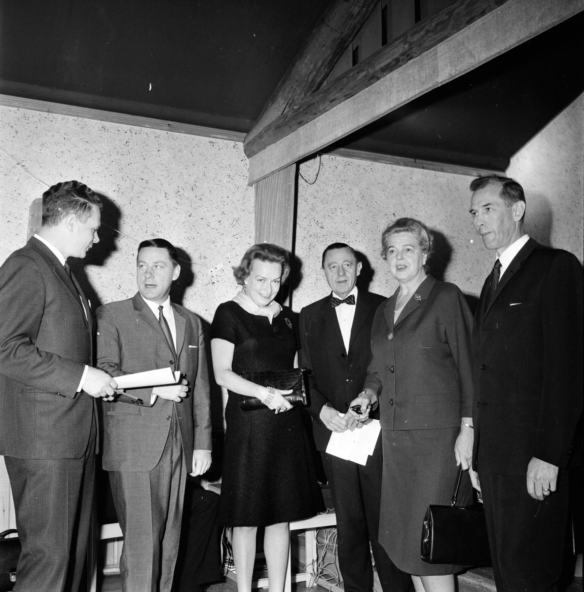 Turistkonferens i Hudiksvall, 7 December 1966