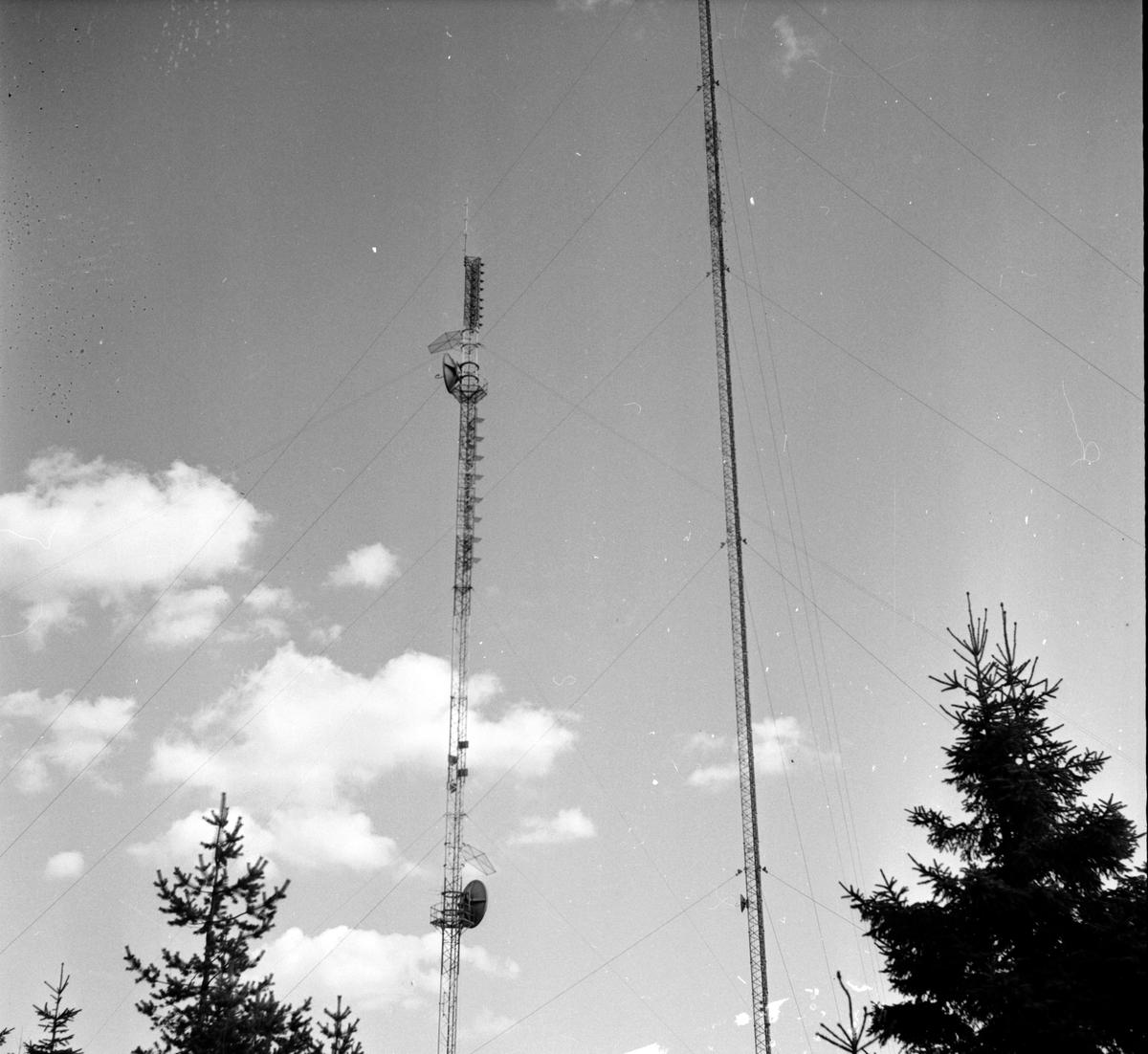 TV-sändaren på Kyrkberget, 18 September 1964