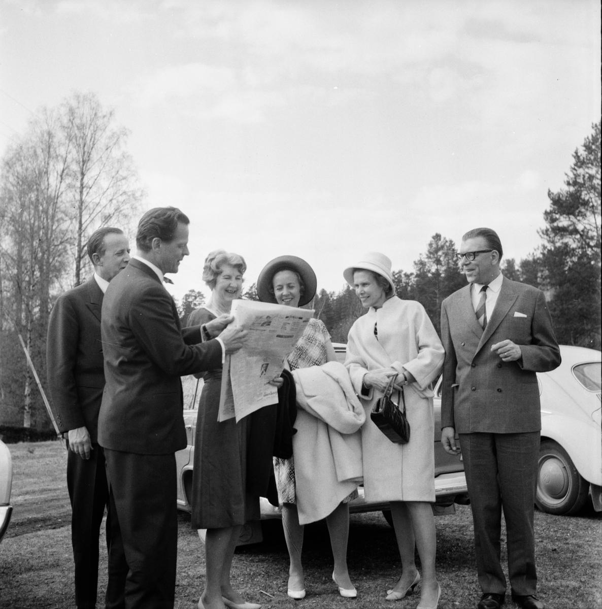 Svabensverk, Invigning av bygdegården, 26 Maj 1965