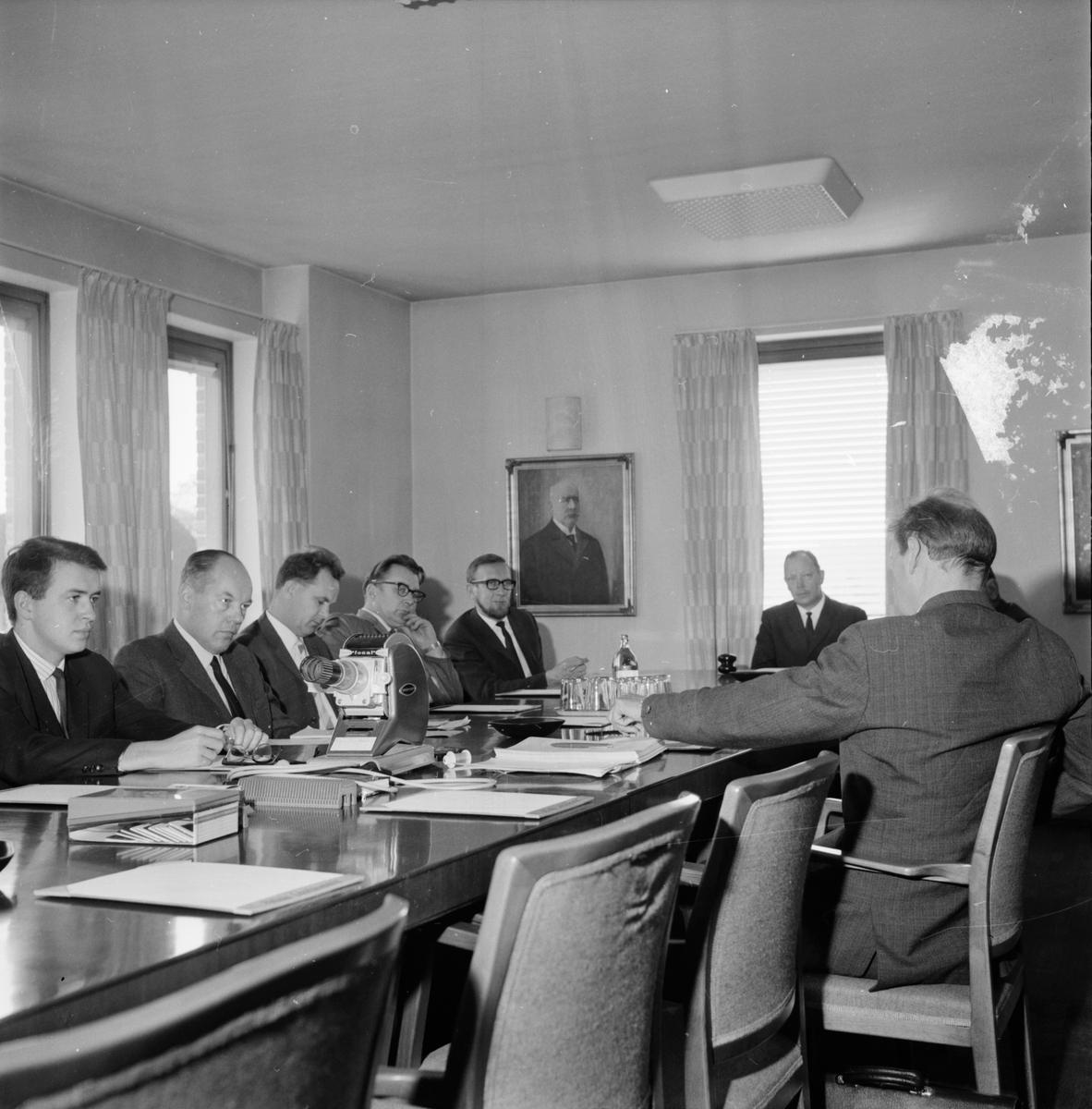 Tillhagen Carl-Herman, zigenare, i Bollnäs, 6 Okt 1964