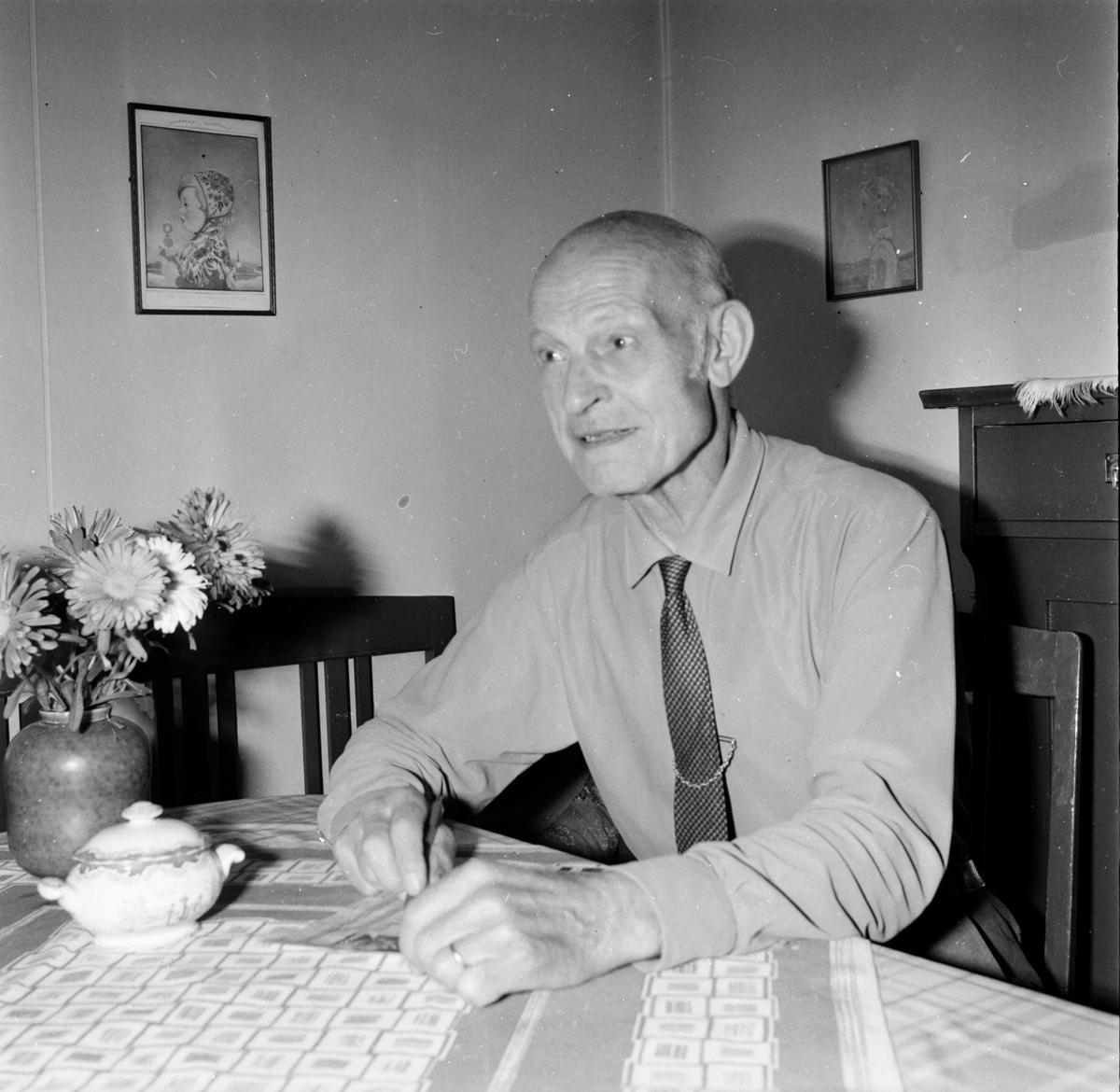 Persson Lars-O. Föredetta polisman. 29/9-1965