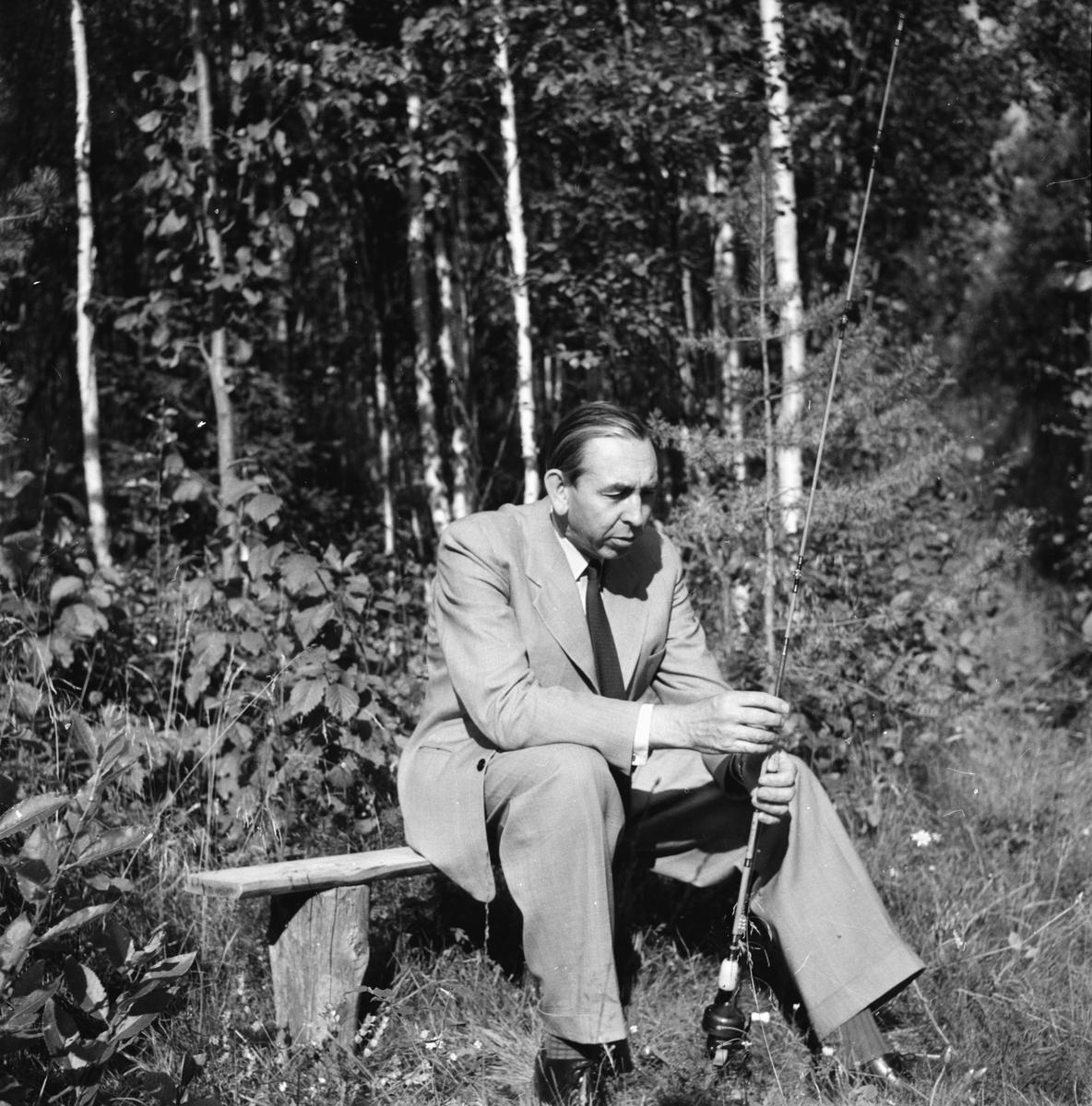 Lidman Hans Edsbyn 21 aug 1961