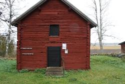 Sockenmagasinet vid Huddunge hembygdsgård, Prästgården 1:1,
