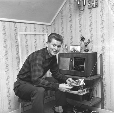 Platespiller 1961