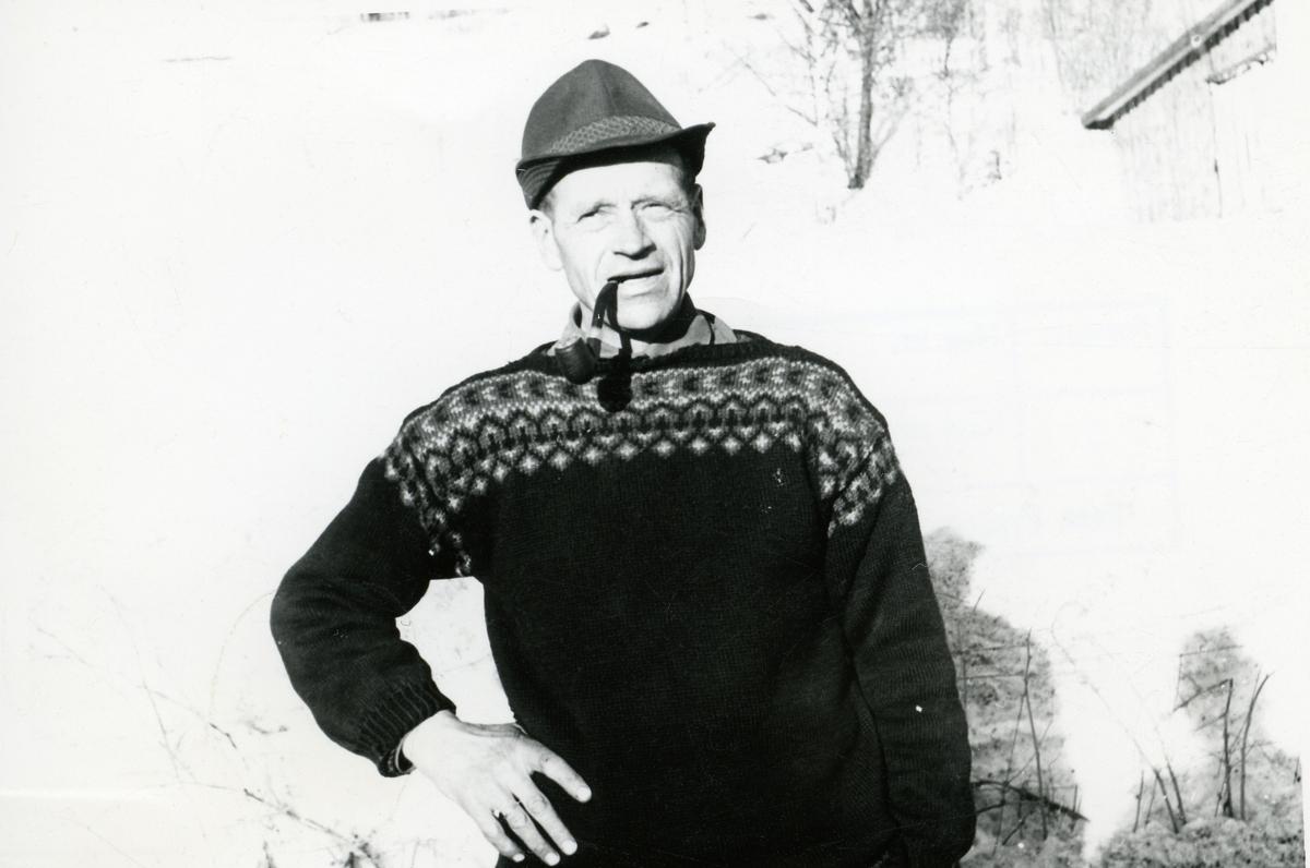 Arne O. Åsli.