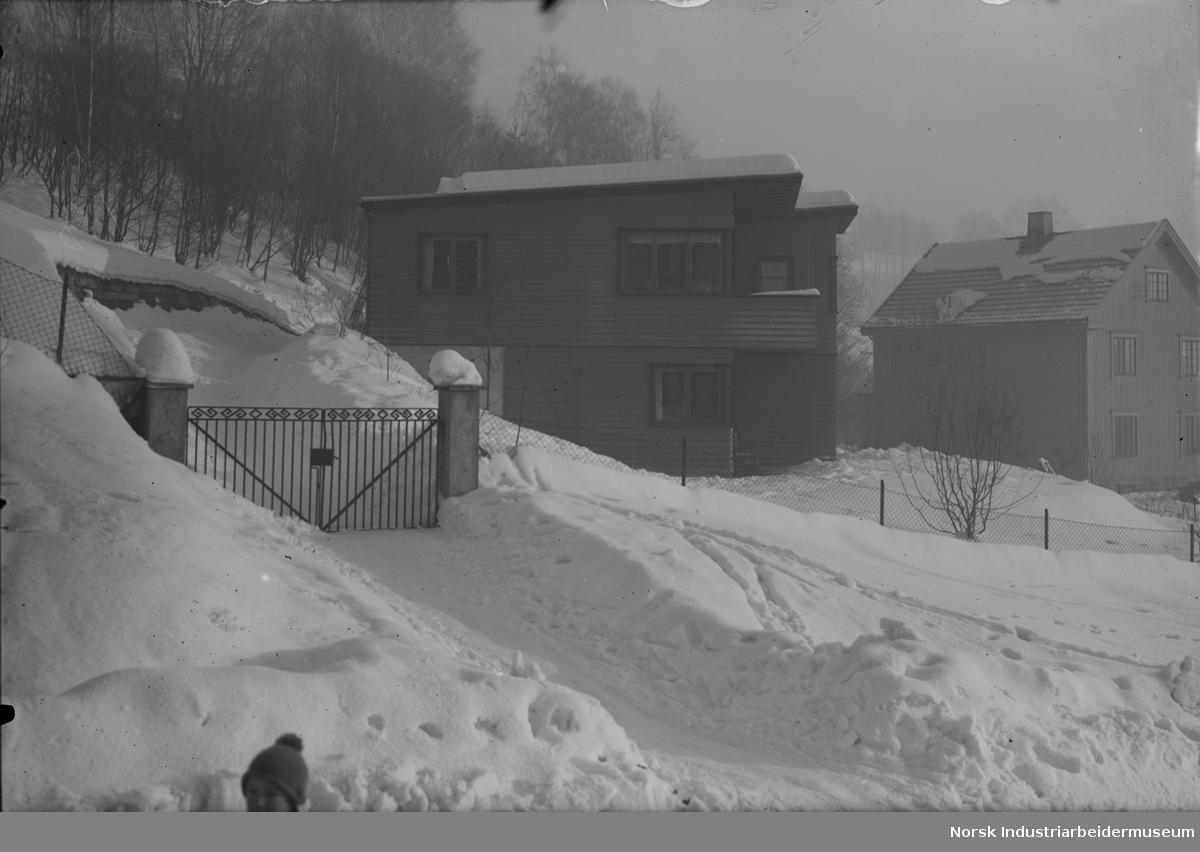Johnsruds hus vinteren