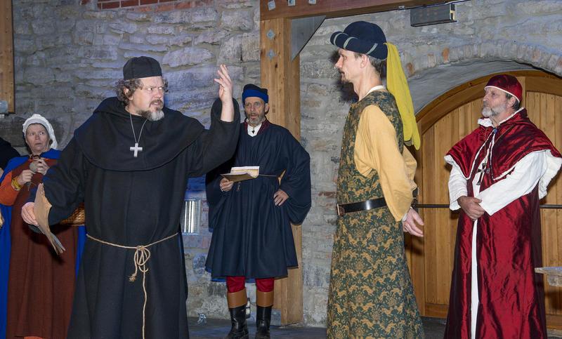 Martin Luther var i opprør mot blant annet avlatshandelen.