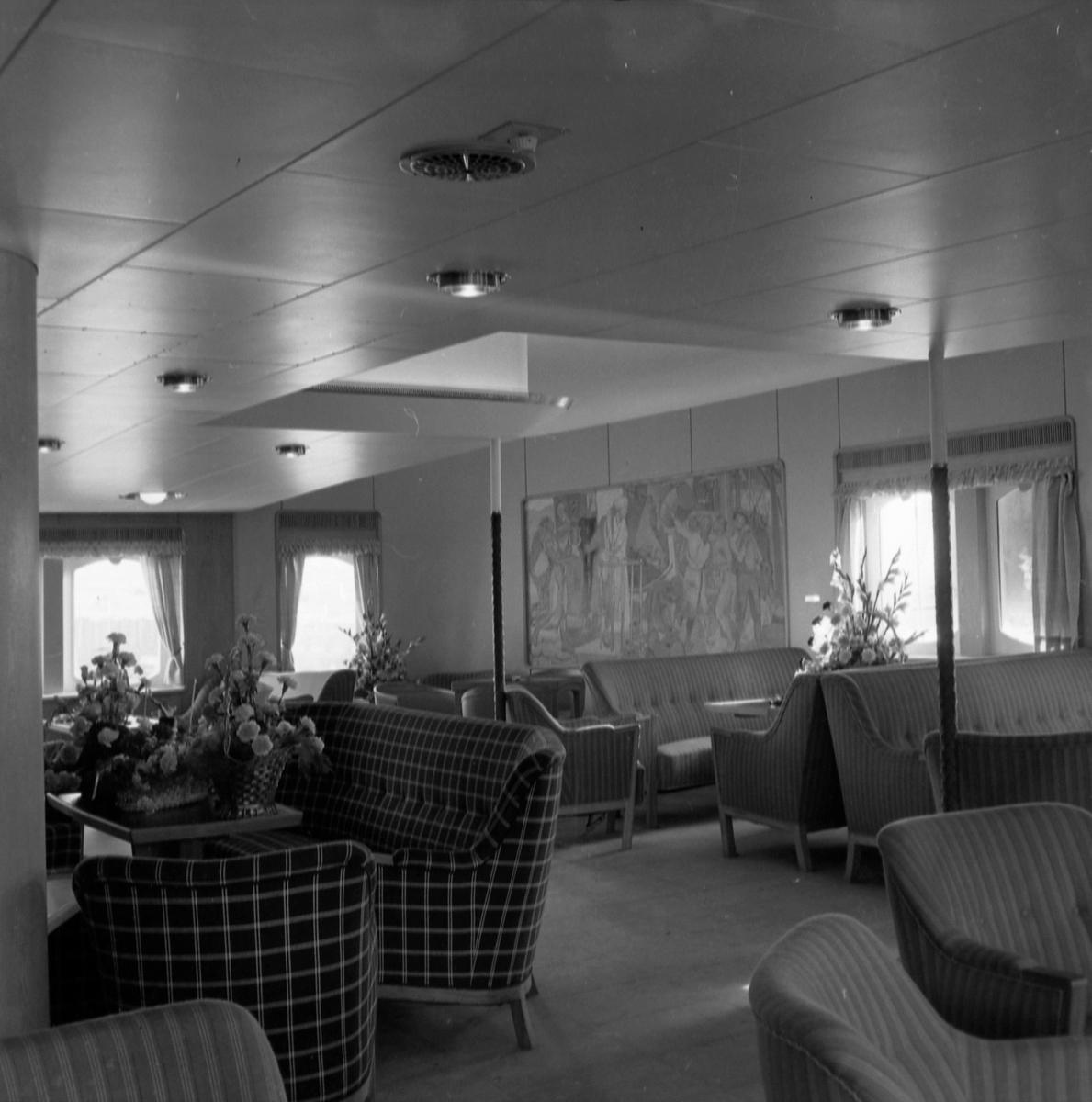 M/S Polarlys, eksteriør og interiør